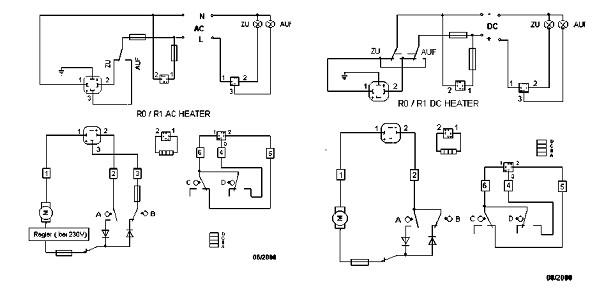 Потенциометр электро-привода